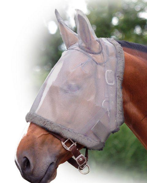 QHP Fliegenschutzmaske mit Ohren